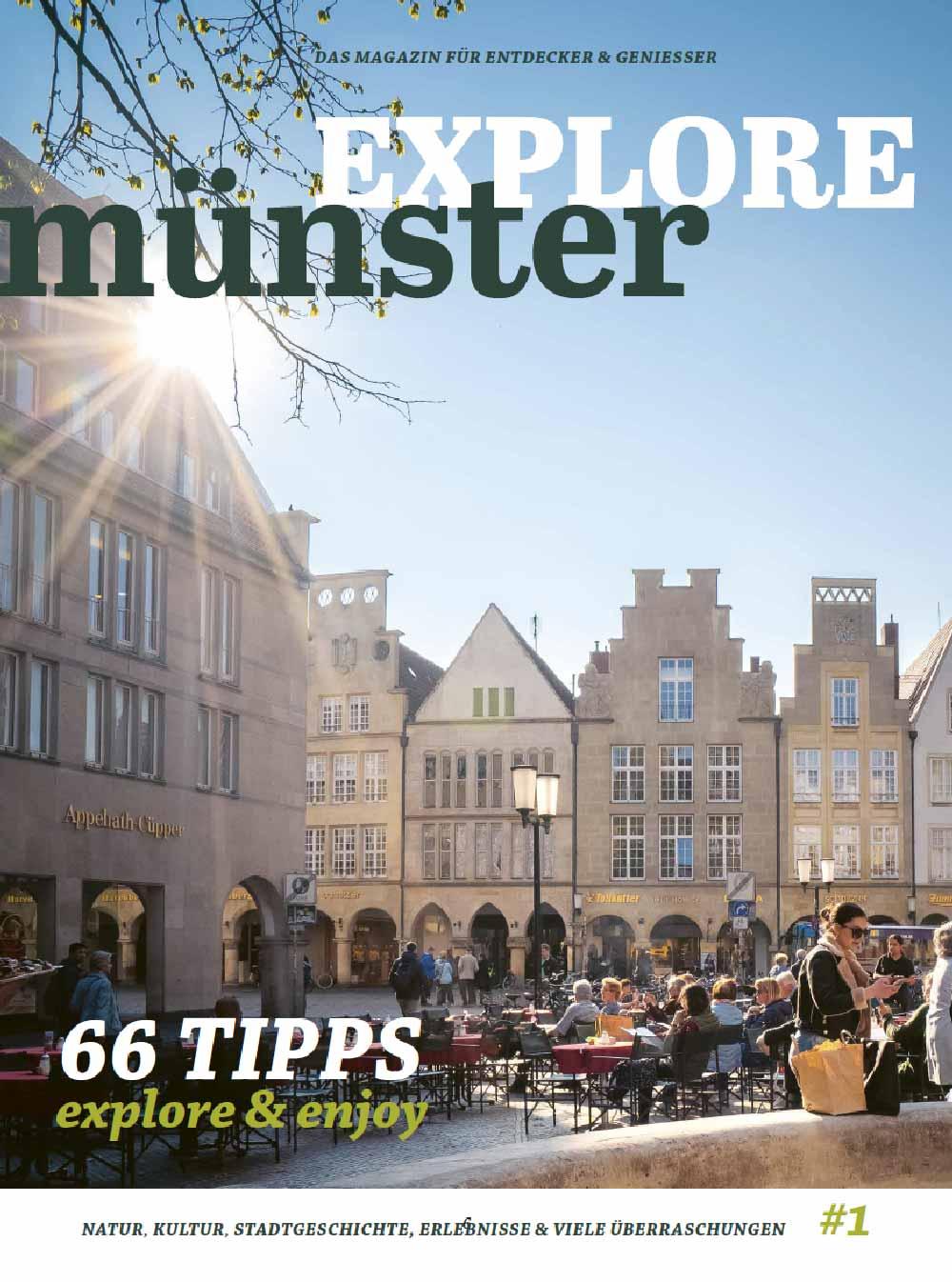 Explore Münster Titel 1