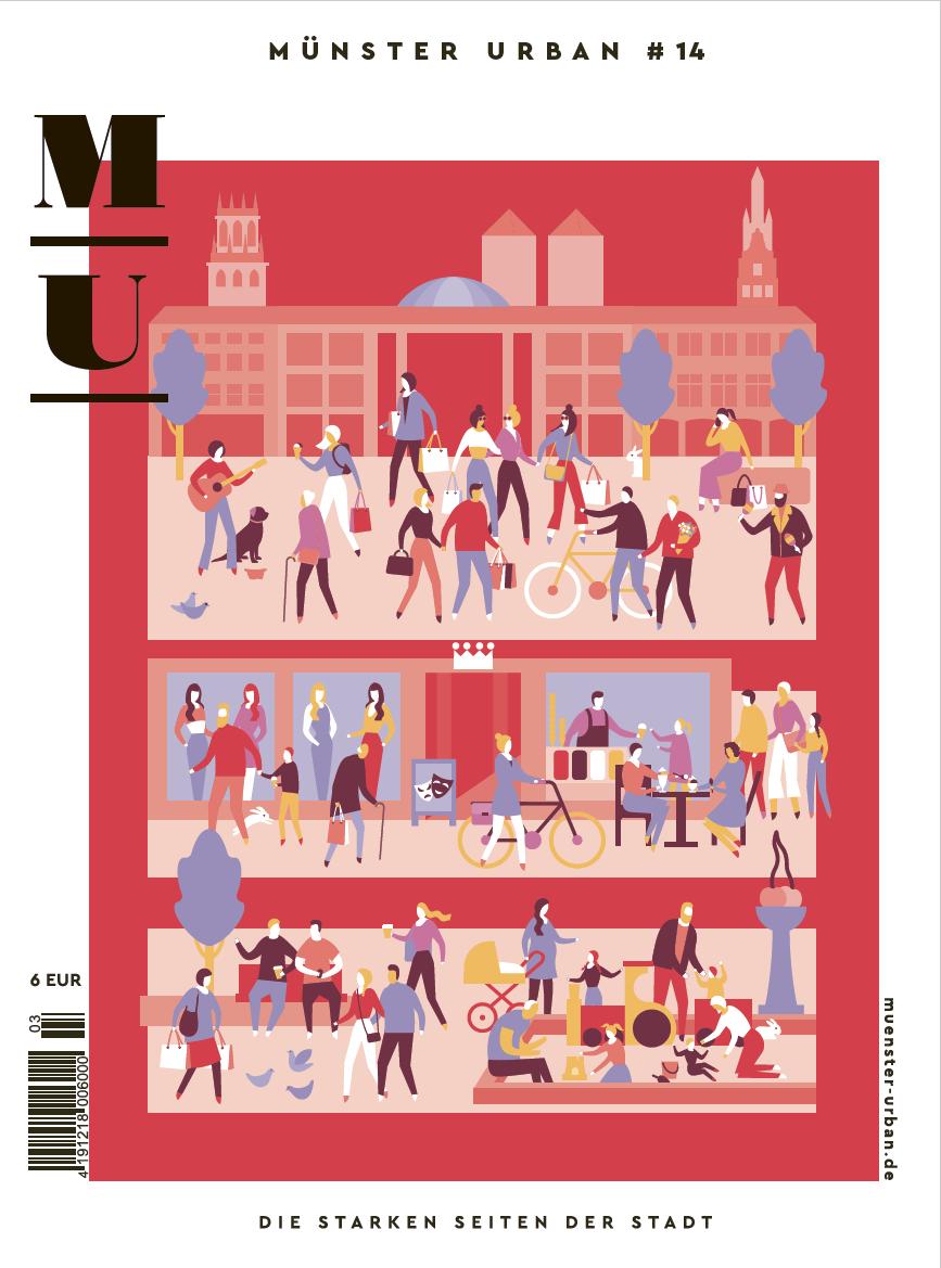 MU Magazin 14